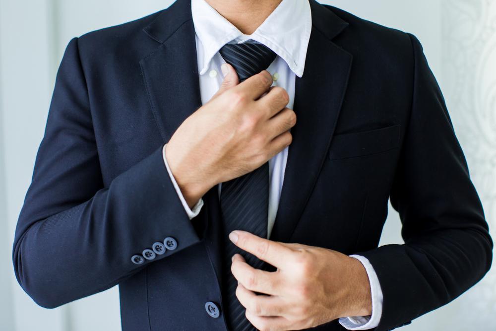 cum se face nod la cravata